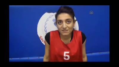 Engelli kadın basketbolcular formayı kaptırmıyor - OSMANİYE