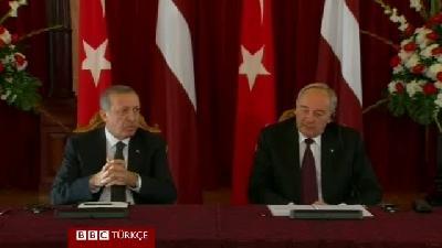'PYD'ye yapılan yardımlar terör örgütüne gitmektedir'