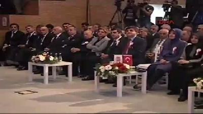Abdullah Gül Üniversitesi Akademik Yılı Açılış Töreninde Konuştu