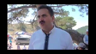 """İpek: """"AK Parti kazanmasın üzerinden siyaset basitliktir"""" - AMASYA"""