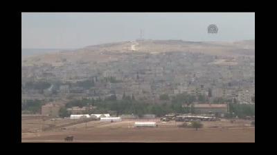IŞİD ile bazı Kürt gruplar arasındaki çatışmalar - ŞANLIURFA