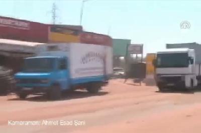 Başkentte askeri hareketlilik -Mali'nin başkenti Bamako'da Maliordusuna ait
