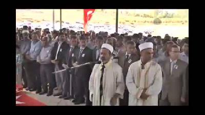 Diyarbakır'daki polise silahlı saldırı - Ali Kızıloğlu'nun cenazesi - HATAY