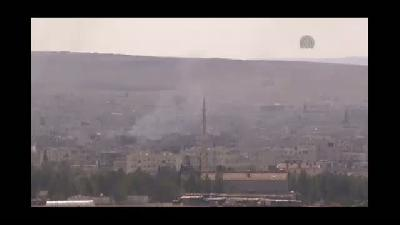IŞİD ile Kürt gruplar arasındaki çatışmalar devam ediyor - ŞANLIURFA