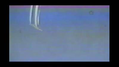 Kuğular Akrotimi'nin, 1965'teki gösterisinin görüntüleri - ANKARA