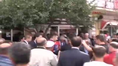 Davutoğlu: Dünyanın Her Köşesindeki Mazlumlar Başbakanımız İçin Dua Etti