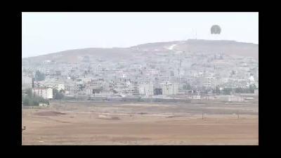 IŞİD ile bazı Kürt gruplar arasındaki çatışmalar devam ediyor (2) - ŞANLIURFA