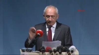 1- Kılıçdaroğlu: Yalana Yemin Edecek Ve Ben Buna Tanıklık Etmeyeceğim
