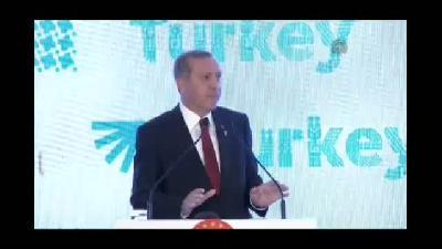 """Cumhurbaşkanı Erdoğan - """"Türkiye'nin ekonomisi ve dış politikası hiç olmadığı kadar yolund"""