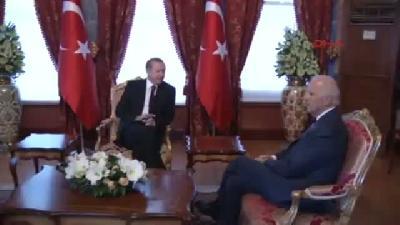 Erdoğan- Biden Görüşmesinin Görüntüleri (1)