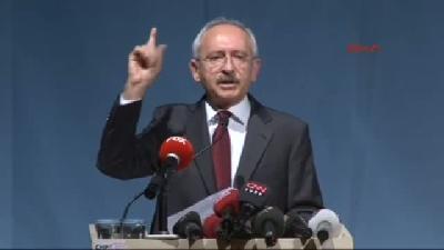 2- Kılıçdaroğlu: Yalana Yemin Edecek Ve Ben Buna Tanıklık Etmeyeceğim
