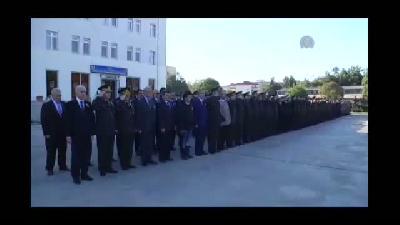 Şehit Jandarma Er Kadir Bozan için tören - SAMSUN