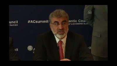Atlantik Konseyi Enerji ve Ekonomi Zirvesi - Soru-Cevap - İSTANBUL
