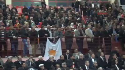 (detay Görüntü) Başbakan Ahmet Davutoğlu Akp Tunceli Merkez İlçe Kongresi'nde Konuştu