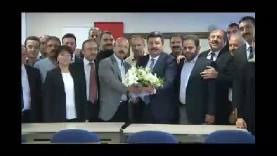 HSYK Üyesi seçilen Özkaya'dan sendikaya veda - ANKARA