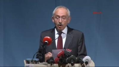 3- Kılıçdaroğlu: Yalana Yemin Edecek Ve Ben Buna Tanıklık Etmeyeceğim