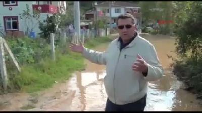 İstanbul'a Su Taşıyan Melen Hattında Patlama Oldu, Sevkiyat Durdu