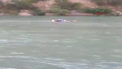 5- Alkumru Barajı'nda Taşkın; Can Pazarı Amatör Kamerada