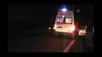 Trafik kazası: 1 ölü, 3 yaralı - ADIYAMAN