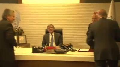 Abdullah Gül: Yeni Parti Kuracağım Doğru Değil (2)