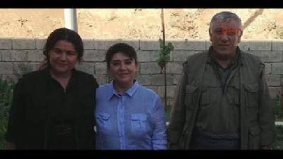 Leyla Zana, Kandil Fotoğraflarını Yayınladı