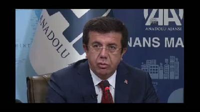 """Zeybekci: """"Rusya ile engelleri yıl sonuna kadar kaldırmayı hedefliyoruz"""" - ANKARA"""