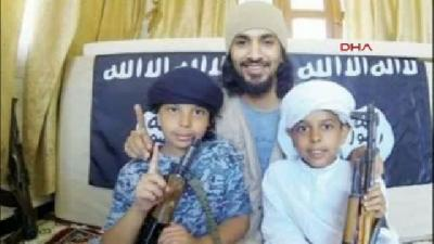 Suudi Hükümeti Türkiye'de Canlı Bomba Olmak İçin Yola Çıkan İki Çocuğu Arıyor