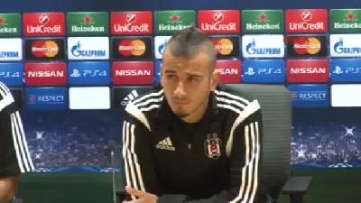 1// Beşiktaş Teknik Direktörü Biliç ''hayalimiz Var Umut Doluyuz''