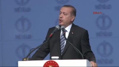 (aktüel Görüntü) Cumhurbaşkanı Erdoğan Müsiad Konferansına Katıldı, İzdiham Görüntüleri
