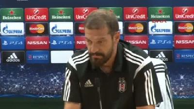 2// Beşiktaş Teknik Direktörü Biliç ''hayalimiz Var Umut Doluyuz''