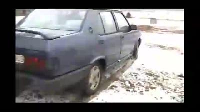 "Merada ""drift"" keyfi - ARDAHAN"