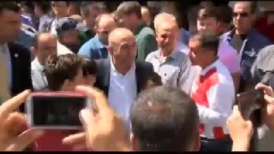 Çavuşoğlu: Bölgede Türkiyesiz Ne Adım Atılır Ne De Karar Alınır