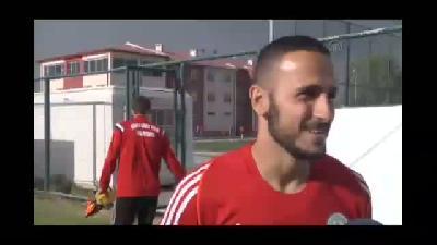 Futbolcu ikizler yeşil sahada da ayrılmıyor - SİVAS