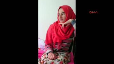 'suriye'de Cihada Gidiyorum' Diyen Genç Kız İkinci Kez Evden Kaçtı