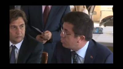 Ekonomi Bakanı Zeybekci - Kredi derecelendirme kuruluşları - İZMİR