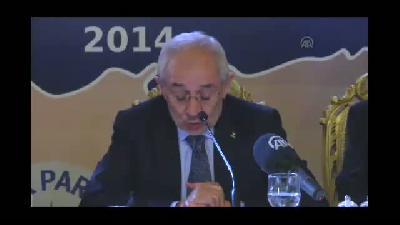 AK Parti Genel Başkan Yardımcısı Erdem - Medeniyetimizin Öznesi Türkçe - İSTANBUL