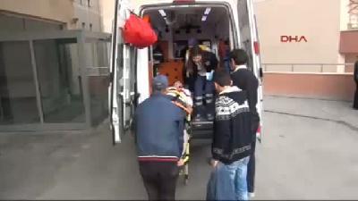 Yeni Açılan Okulda Asansör 3'üncü Kattan Düştü: 7 Öğrenci Yaralandı (3)