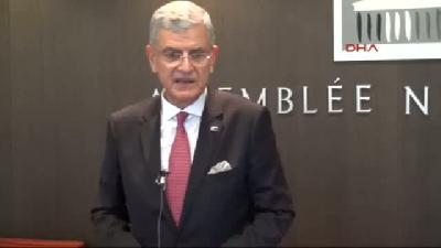 Ab Bakanı Bozkır Türkiye'ye Artık Uzaktan Fiske Vurulacak Dönemler Geride Kalmıştır