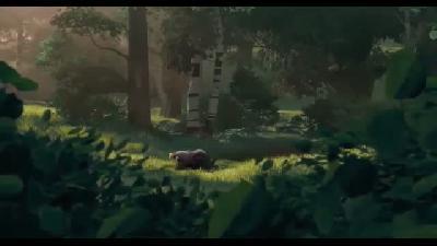 Astérix - Le Domaine des Dieux Teaser