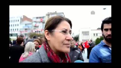 Ermenek'te kömür ocağında işçilerin mahsur kalması - Sakine Öz - MANİSA