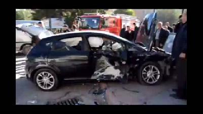 Trafik kazası: 4 yaralı - KARAMAN