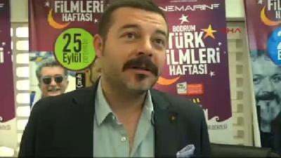 Bodrum Türk Filmleri Haftası Başladı
