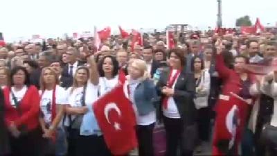 İzmir'de Chp'den Alternatif Cumhuriyet Bayramı Kutlaması