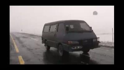 Vali Deniz - Kar yağışı - ARDAHAN