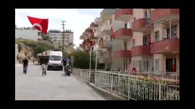 Bitlis'teki kazada şehit olan polis memuru Arslan'ın baba evinde yas var - HATAY