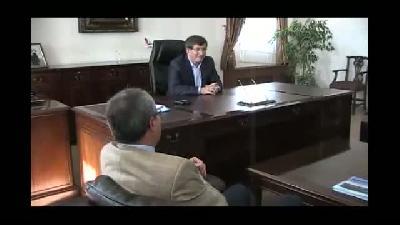 Dışişleri Bakanı Davutoğlu - ARDAHAN