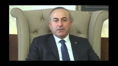 Çavuşoğlu: Yanı başımızda meydana gelen bir olayda Türkiye duyarsız kalamaz'' - AYDIN