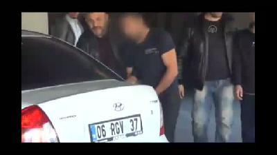 Başkentte gasp ve tecavüz iddiası - ANKARA