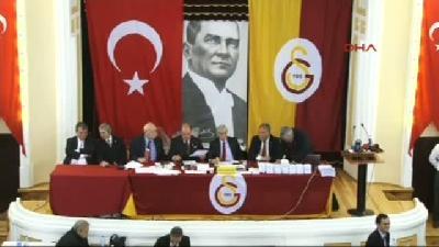 Galatasaray'ın 35. Başkanı Duygun Yarsuvat Oldu