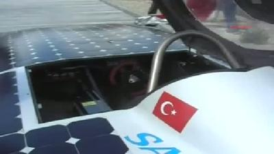 (arşiv Görüntü) Sakarya Üniversitesi'nde Yangın: Güneş Ve Hidrojen Enerjisiyle Çalışan Arabalar Yand